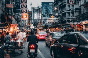 Thailand: Bürgerkrieg?